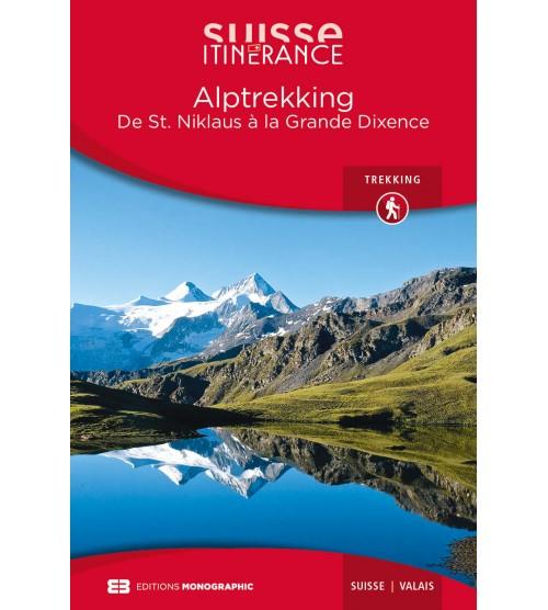 Alptrekking - Saint-Niklaus - Grand Dixence