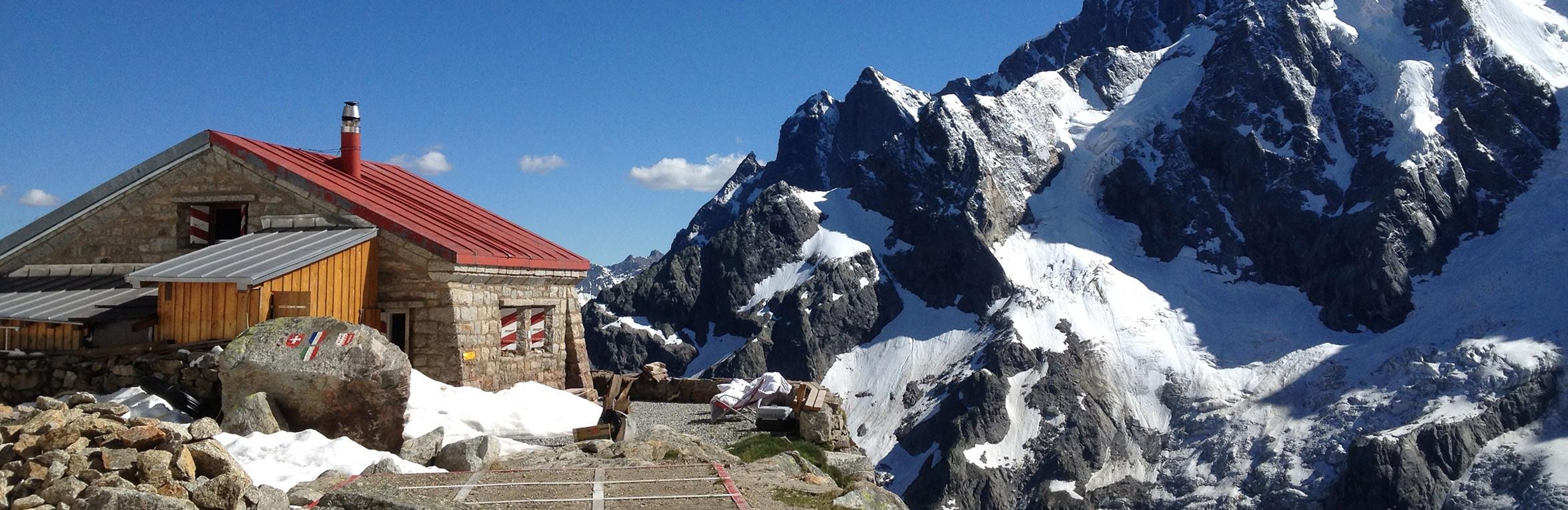 Topos Guides - Suisse Itinérance - Cabane à Neuve