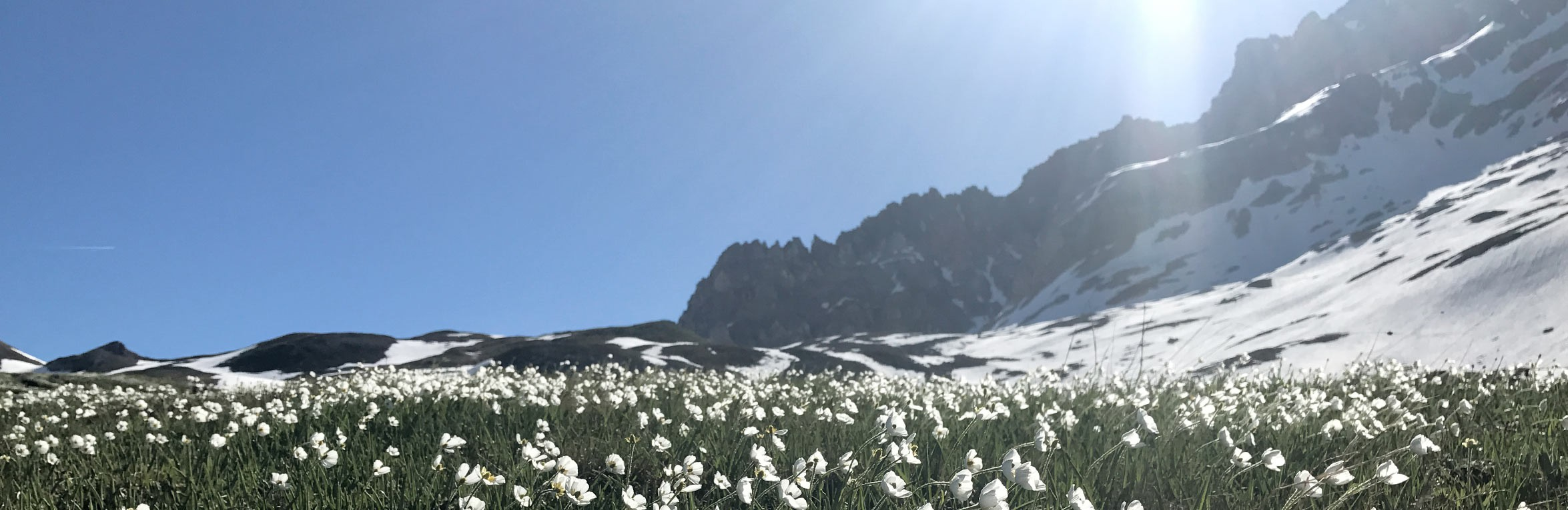 Randonnée en montagne Suisse Itinérance